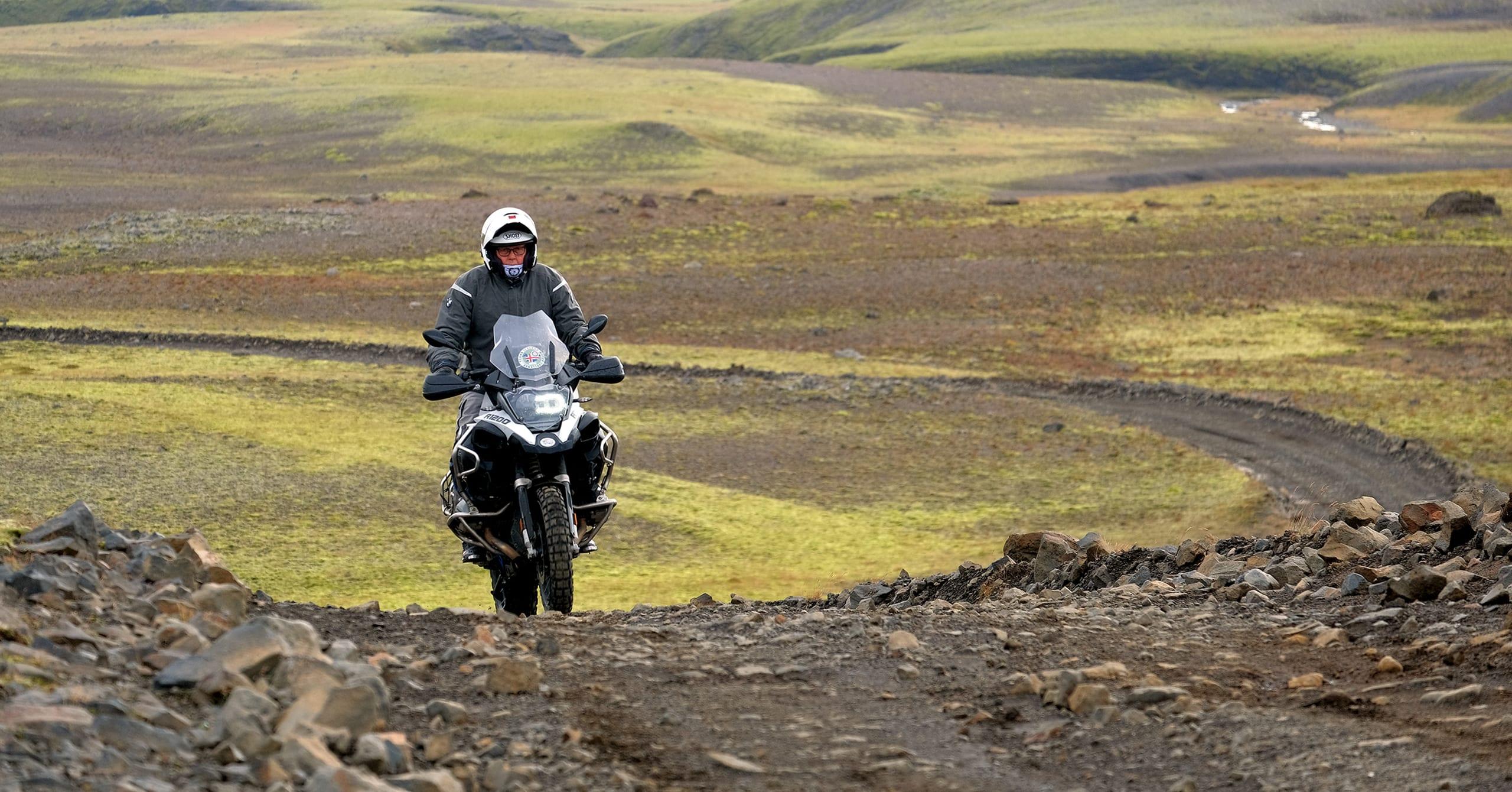 motorreiskalender Ijsland is één van de populaire motorreisbestemmingen van seven Summits GS Motorreizen