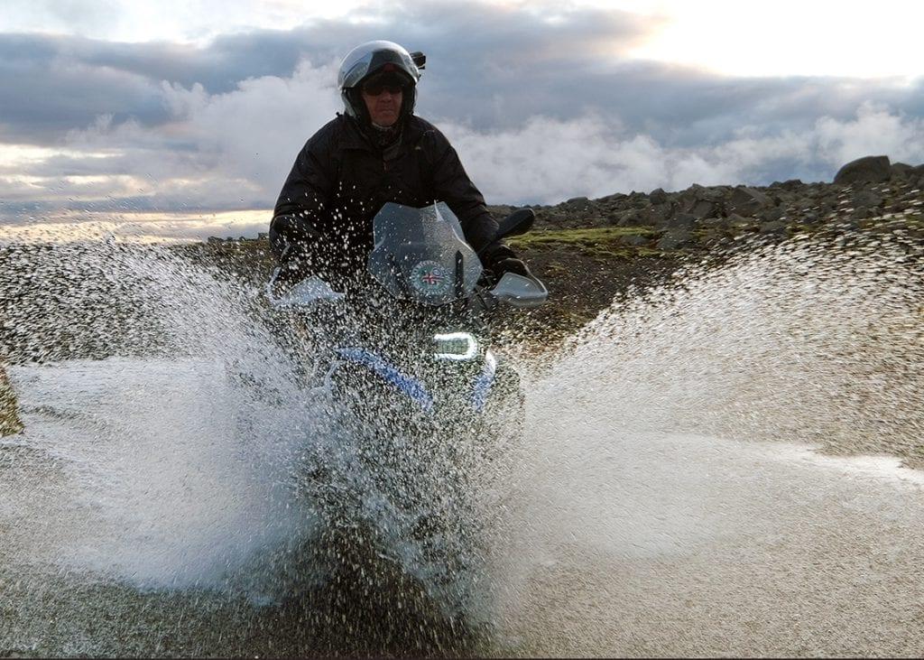 Motorreis offroad IJsland riespagina en motorreisinfo van Seven Summits GS Motorreizen
