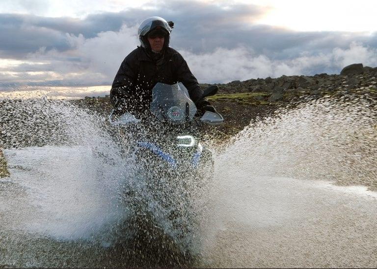 Reispagina van de motorreis offroad IJsland van Seven Summits GS Motorreizen