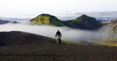 Overzicht van wat bij de prijs is inbegrepen van de motorreis offroad IJsland