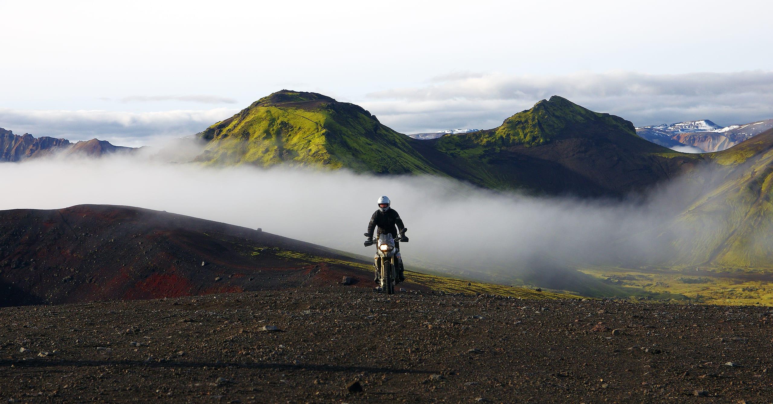 Motorreis Offroad IJsland van Seven Summits Motorreizen online reis en informatiepagina