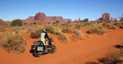 Motorreis USA op de BMW GS door de verenigde staten rijden, Seven Summits Motorreizen